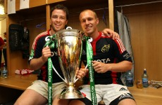 'Someone's going to have to suck eggs': Paul Warwick on Heineken Cup stand-off