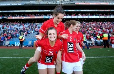 Better eight than never as Cork celebrate All-Ireland Ladies success