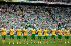 VIDEO: Poignant 'You'll Never Walk Alone' as Celtic fans pay tribute to Petrov