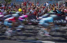 Nibali still in red, Kiryienka wins Vuelta 18th stage as Roche in fifth overall