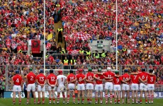 Here's the 9 clubs that supply players to Cork's All-Ireland starting side