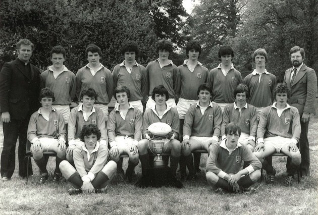 Junior Rugby Team 1979-1980