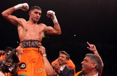 Amir Khan's camp throw doubt over showdown with Floyd Mayweather