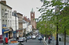 Man shot dead in Derry city centre