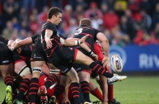 Scout's report: Edinburgh looking to catch Munster out at Murrayfield