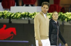 Police quiz Martina Hingis over husband's assault claim