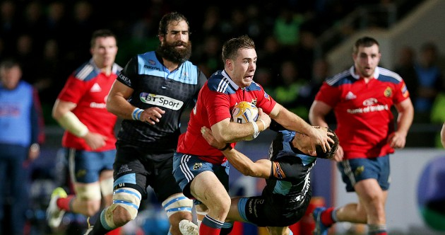 Munster go top after stunning solo effort by JJ Hanrahan