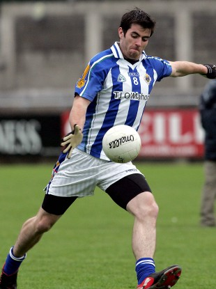 Ballyboden St Enda's Michael Darragh Macauley.
