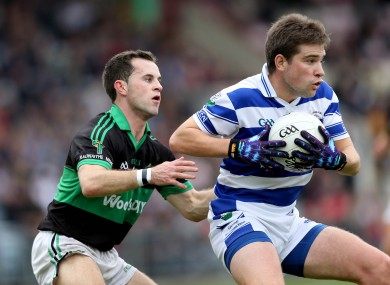 Paul Kerrigan will be in action for Nemo Rangers today.