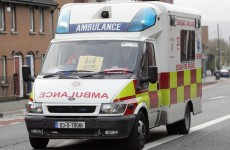Fire Brigade ambulance breaks down with patient on board