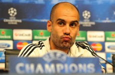 Guardiola: Man City can go all the way to the final