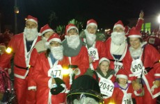 Dundalk Santas run to try and beat world record