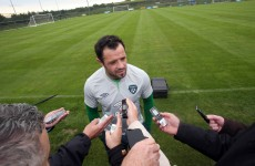 Martin O'Neill has some good news for Andy Reid and his guitar