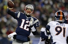 Watch the unbelievable OT comeback by Tom Brady and the Patriots