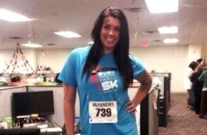 Woman who dressed as Boston Marathon victim faces job loss and death threats