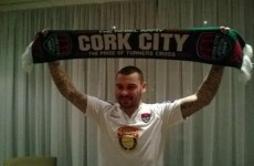 Coup for Cork City as Anthony Elding heads for Turner's Cross
