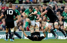 5 talking points from Ireland's loss to New Zealand