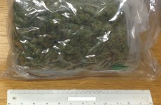 Two arrested in Wexford after €700,000 worth of cannabis found in van