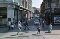 Woman hospitalised after face slashed in O'Connell Street attack