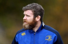 No rest for Gordon D'Arcy as Ulster go without Payne