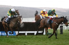 Tony McCoy's best-ever win — Wichita Lineman at Cheltenham 2009