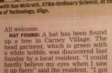This amazing story from Sligo is going viral… but there's a problem