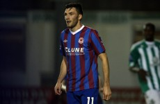 Killian Brennan crowned PFAI Player of the Year