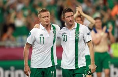 Robbie refuses to dwell on Ireland's Euro 2012 nightmare