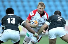 Deserved win for Ulster away to Zebre
