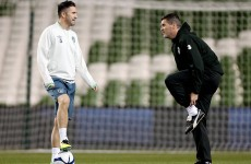 'I want to play as long as I can but I'm not daft' – Robbie Keane