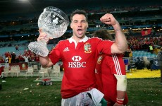 Sacked scrumhalf Mike Phillips named in strong Welsh side to face Springboks