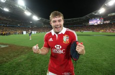 Read and Halfpenny among the IRB Player of the Year nominees