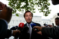"Shatter says it may be best to keep 2014 a ""referendum free year"""