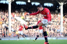 Van Persie blows roof off Craven Cottage as United consolidate 8th spot