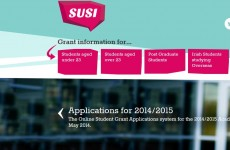 SUSI: Decisions have been made on all completed student grant applications