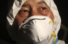 How did a woman get the world's first human case of H6N1 bird flu?