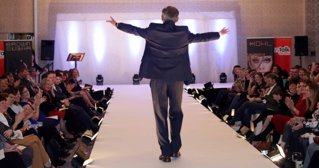 21 pictures of TDs and Senators taking part in a fashion show