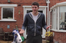 This Irish lad's Star Wars audition tape is brilliant