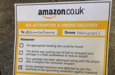 7 of the best reactions to Amazon's drone delivery plans