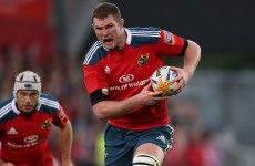 Four changes for Munster as Donnacha Ryan returns