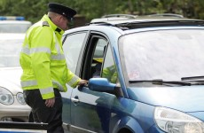 How many drivers did Gardaí catch drink-driving or speeding this afternoon?