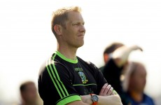 Graham Geraghty is set to play in the Sigerson Cup…at the age of 40