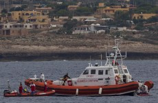 Over 100 Syrian refugees rescued from boat off Sicily coast