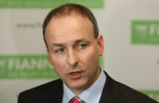 Micheál Martin gives his own State of the Nation speech