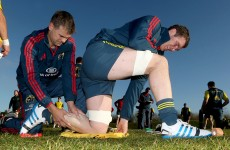 Painful defeats parked as O'Mahony gears up for make or break week