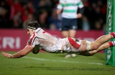 'Refocus, or you'll be the wounded animal' — Doyle ready to be Ulster's lucky 7 in Treviso