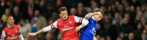 LIVE: Arsenal v Everton, Premier League
