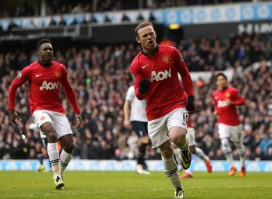 Tottenham Hotspur Seri Manchester United 2-2