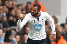 VIDEO: Sandro's cracker the pick of the goals from White Hart Lane
