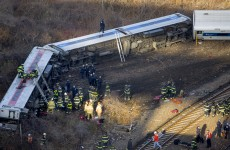 "New York train crash driver ""may have nodded off"""